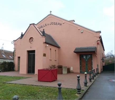 Salle des Fêtes et Chapelle St Joseph