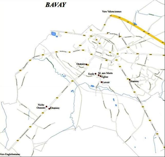 Plan de Bavay