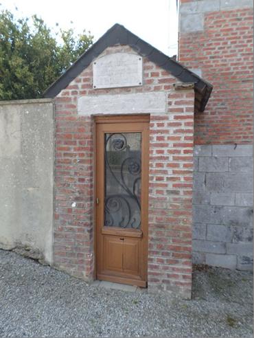 Chapelle N.D de Lourdes