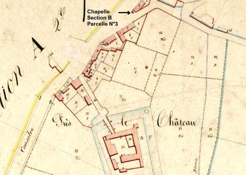 Cadastre de 1845