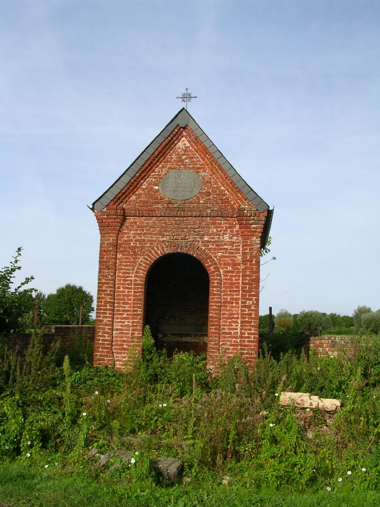 Chapelle N.D de Bon Secours (1888)