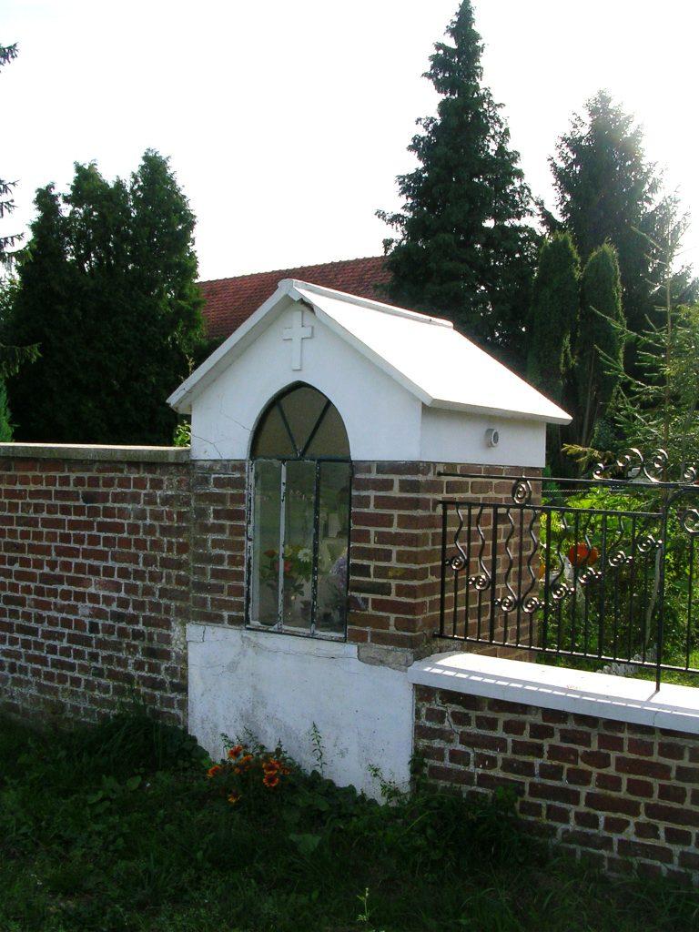 Oratoire en briques