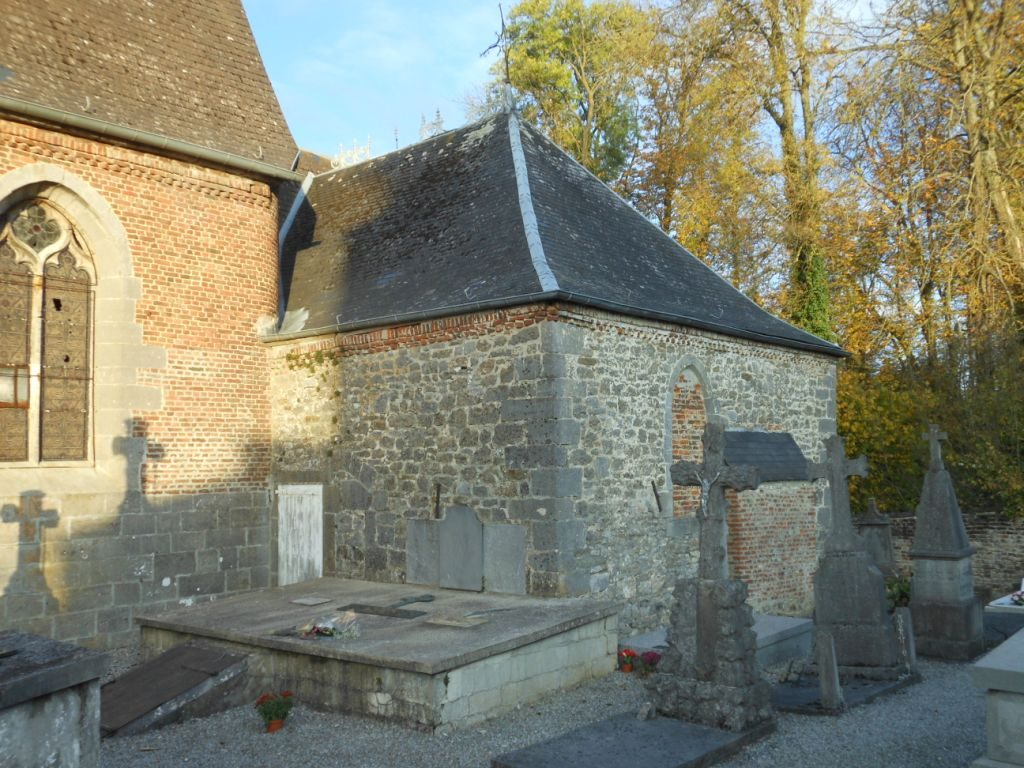Chapelle St Christophe