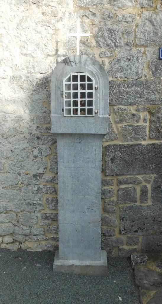 Oratoire N.D de Tongres (1758)