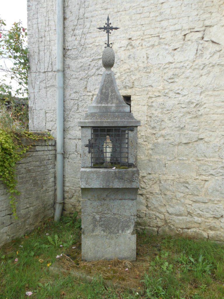 Oratoire N.D de Montserrat, St Joseph et St Ghislain (1789)