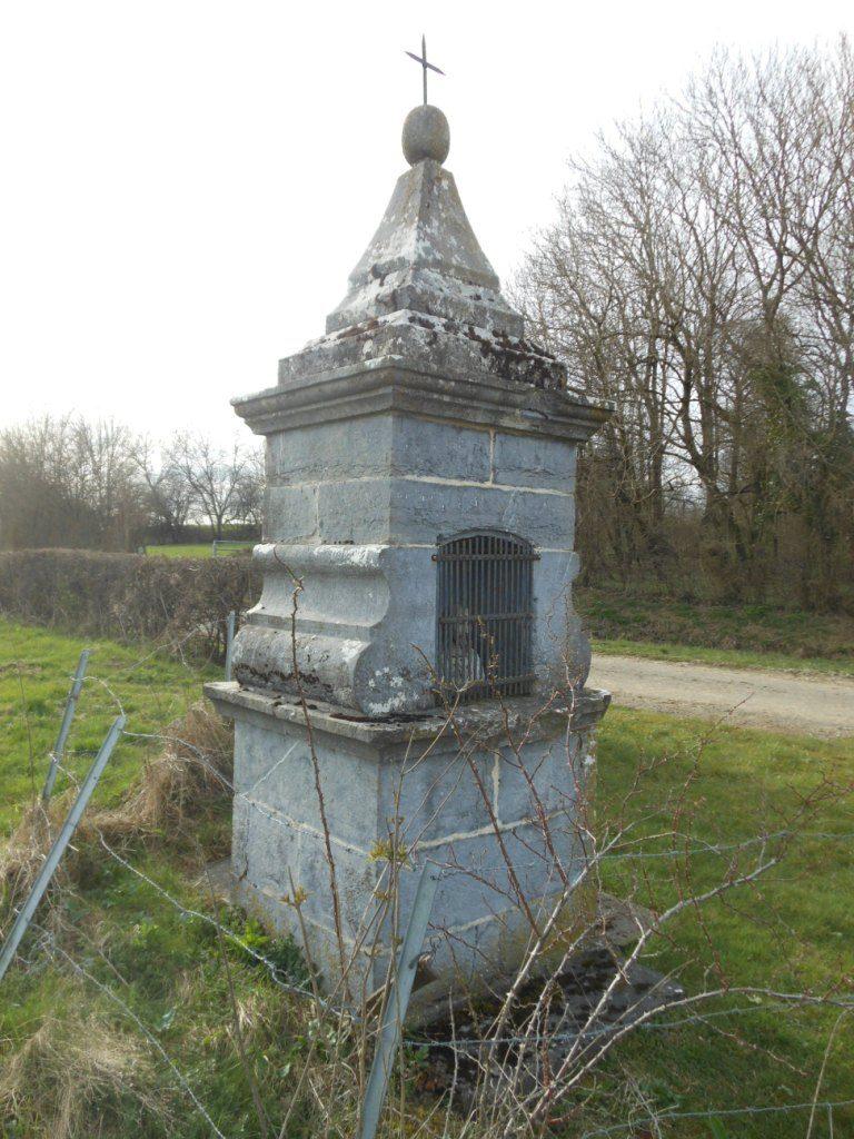 Oratoire ND de Walcourt (1777) & ND de Liesse (1779)