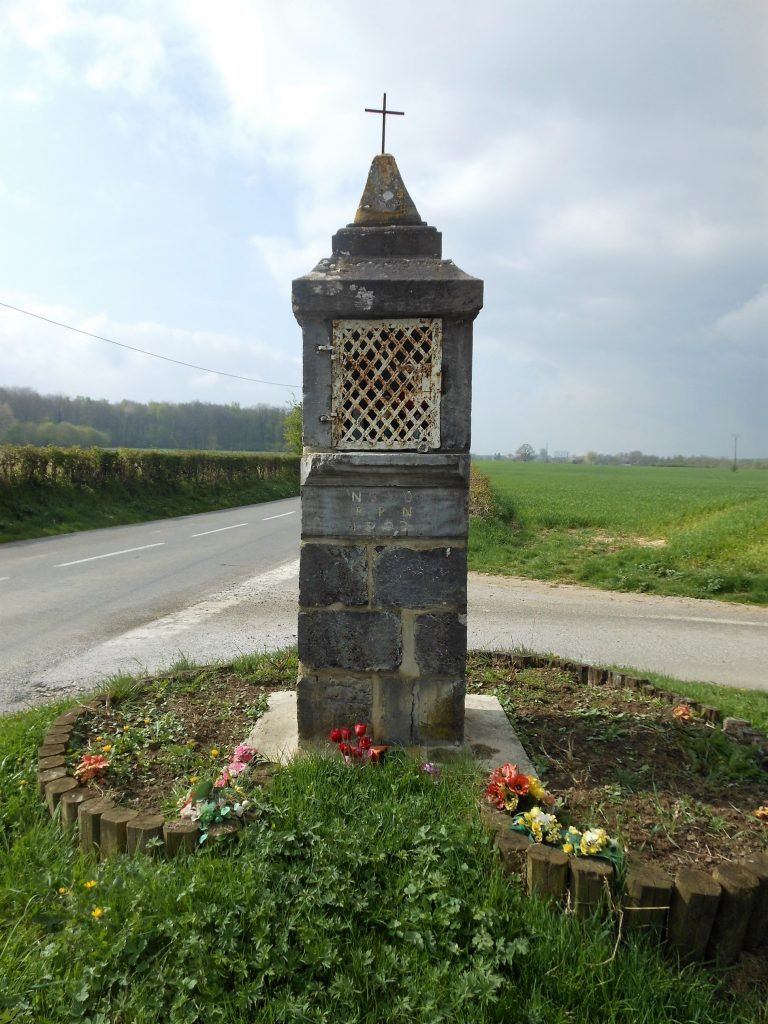 Oratoire ND de Grâce ou Chapelle des Berceaux 1802 - D121 X rue du Calvaire