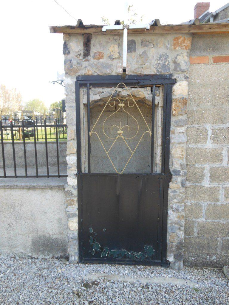 Oratoire Hameau de Fontaine lieu dit Tri Barbet