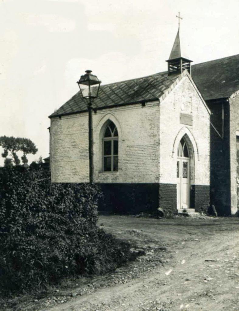 Ancienne chapelle des Sars
