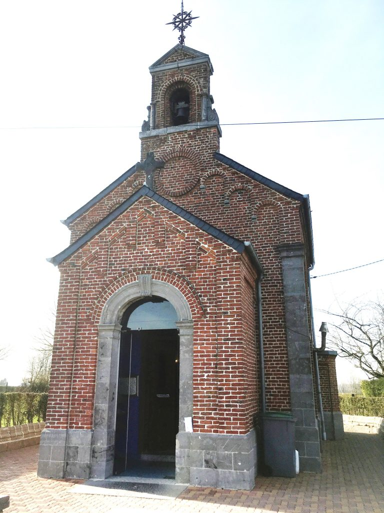 Chapelle N.D des Haies (1881)