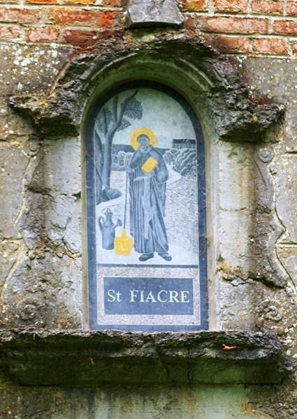 Niche Chapelle St Fiacre