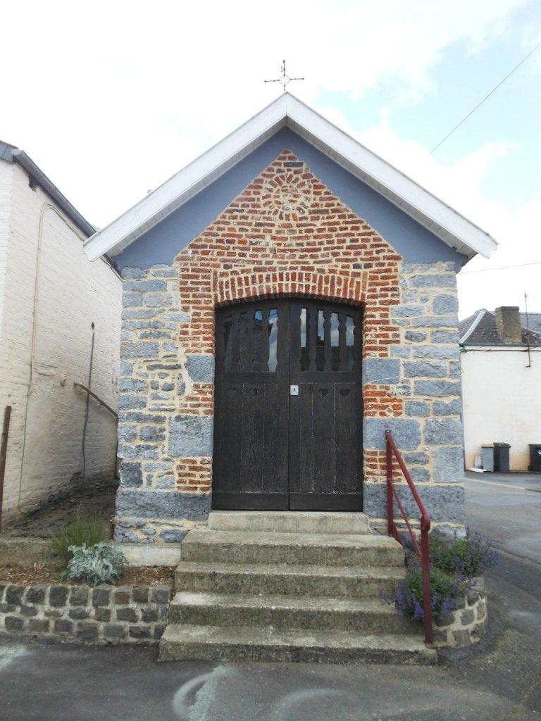 Chapelle N.D de Guérison 1784 - rue St Joseph X rue St Martin