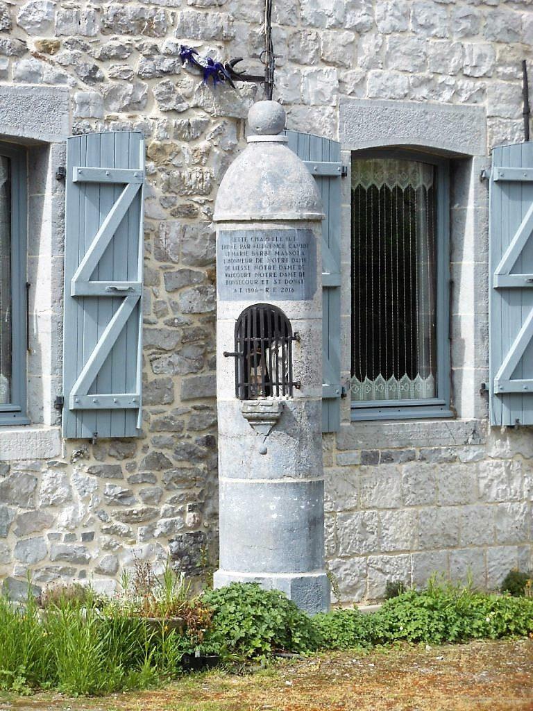 ND de Liesse,ND de Walcourt,Nd de Bon Secours & St Donat sur la Place 1806(propriété privée)