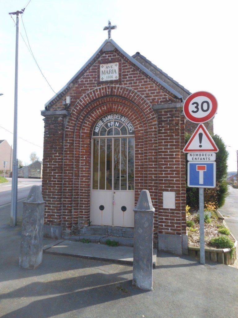 Chapelle N.D des Affligés (1866)