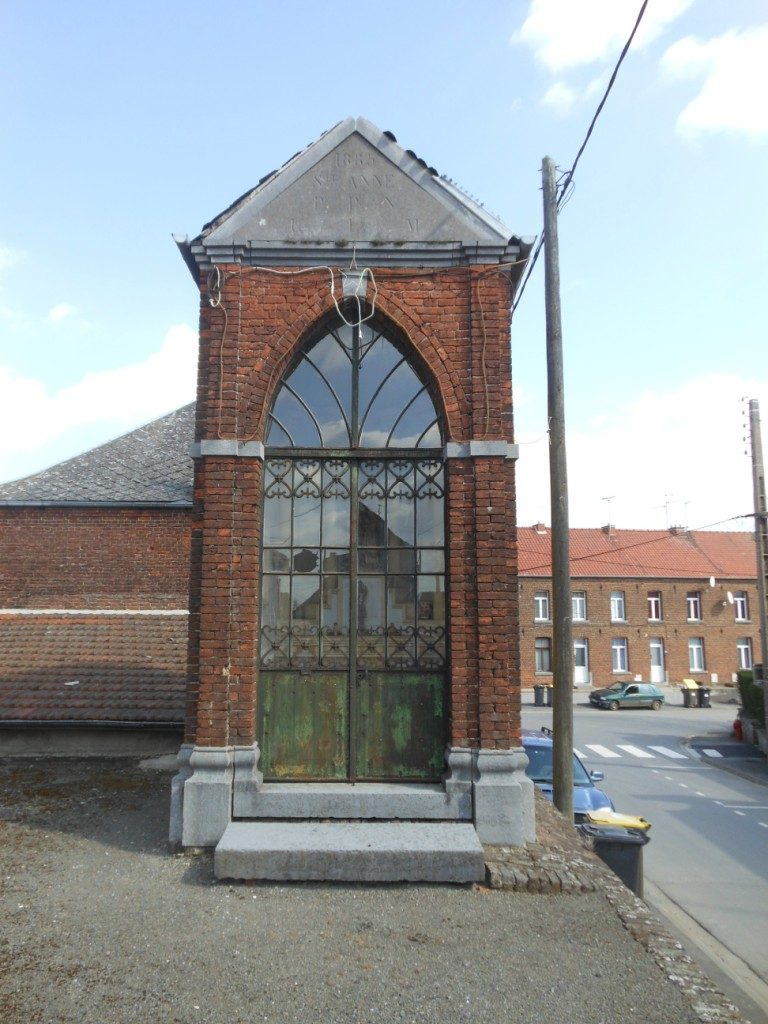 Chapelle Ste Anne (1885) Rue du Château