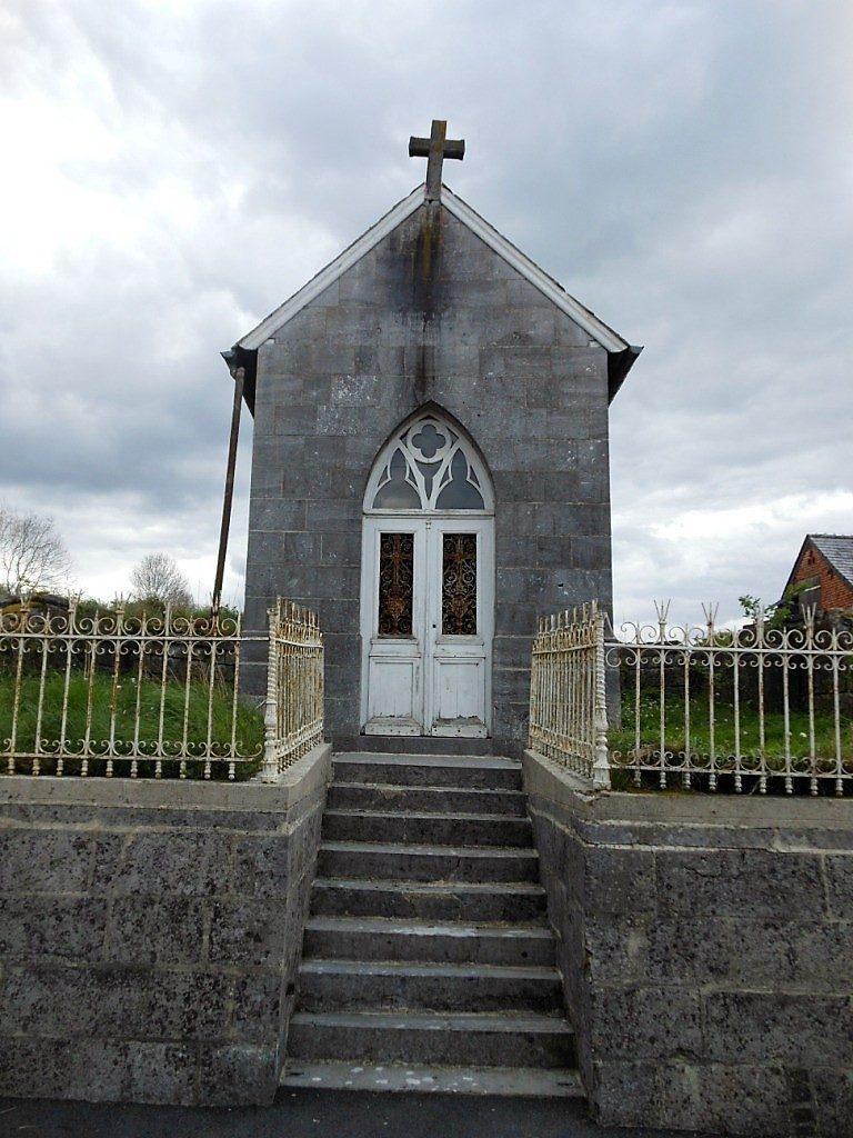 chapelle dédiée à ND des Sept Douleurs,Ste Véronique et St Laurent 1878 - rue Boury