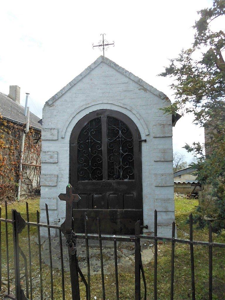chapelle ruelle du moulin X cheminde la Bouchère