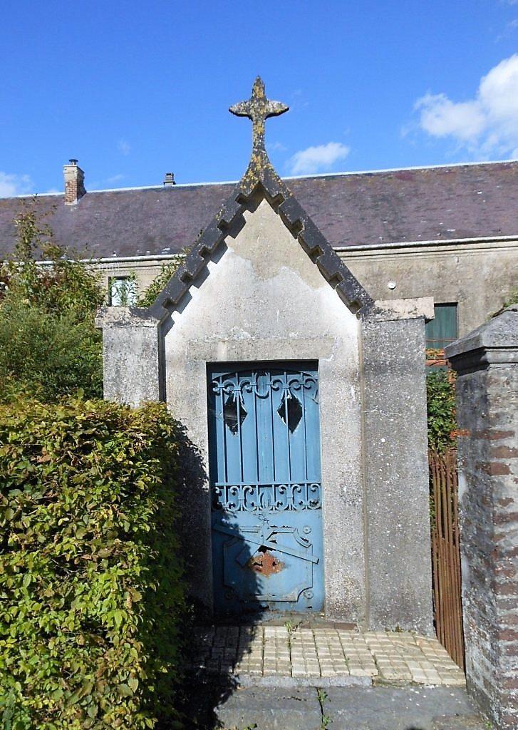 Chapelle N.D de Lourdes (1920-1925)
