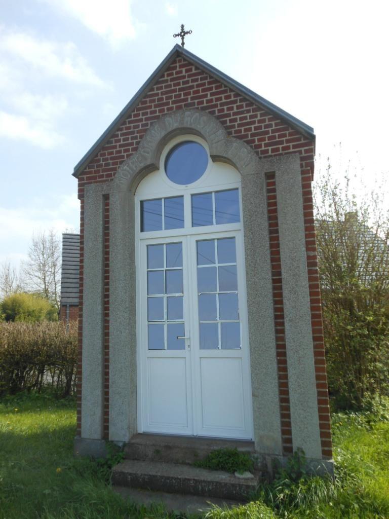 Chapelle N.D du Rosaire Rue de Marpent X Chemin du Hameau
