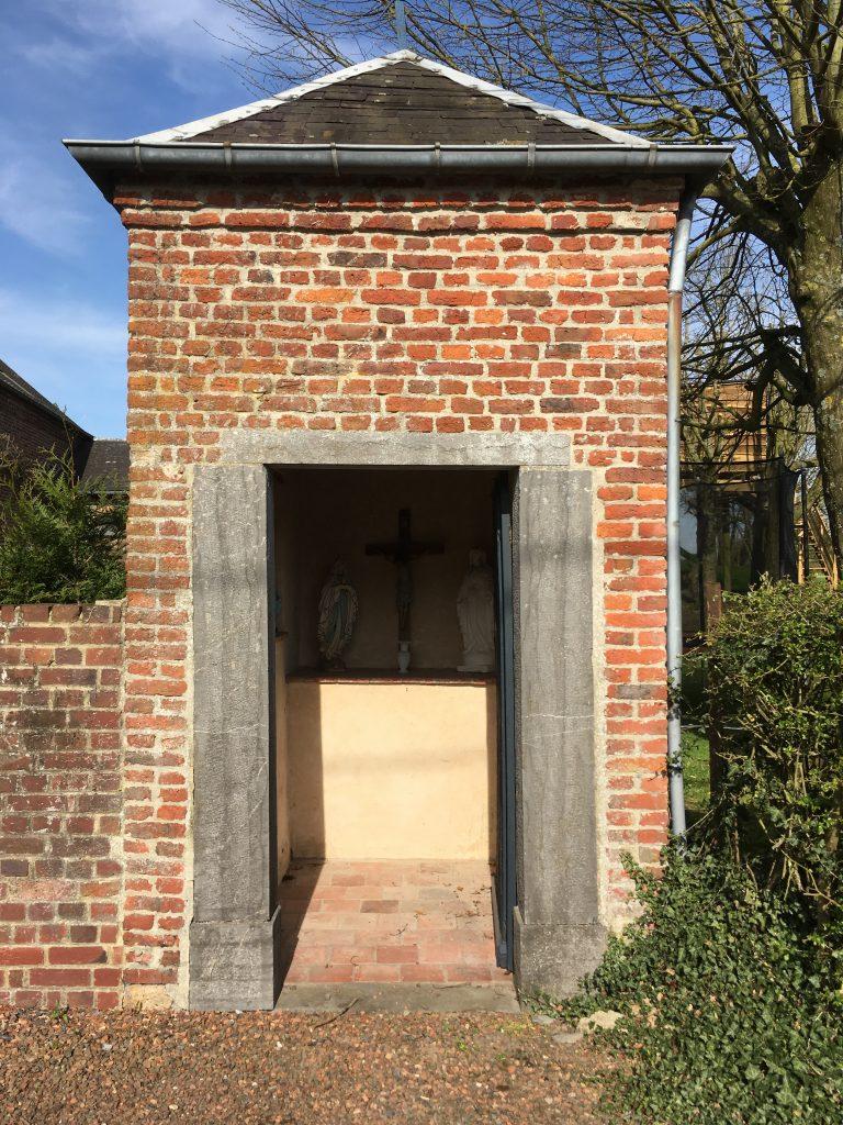 """Chapelle Boez : """"Porte Ouverte"""""""