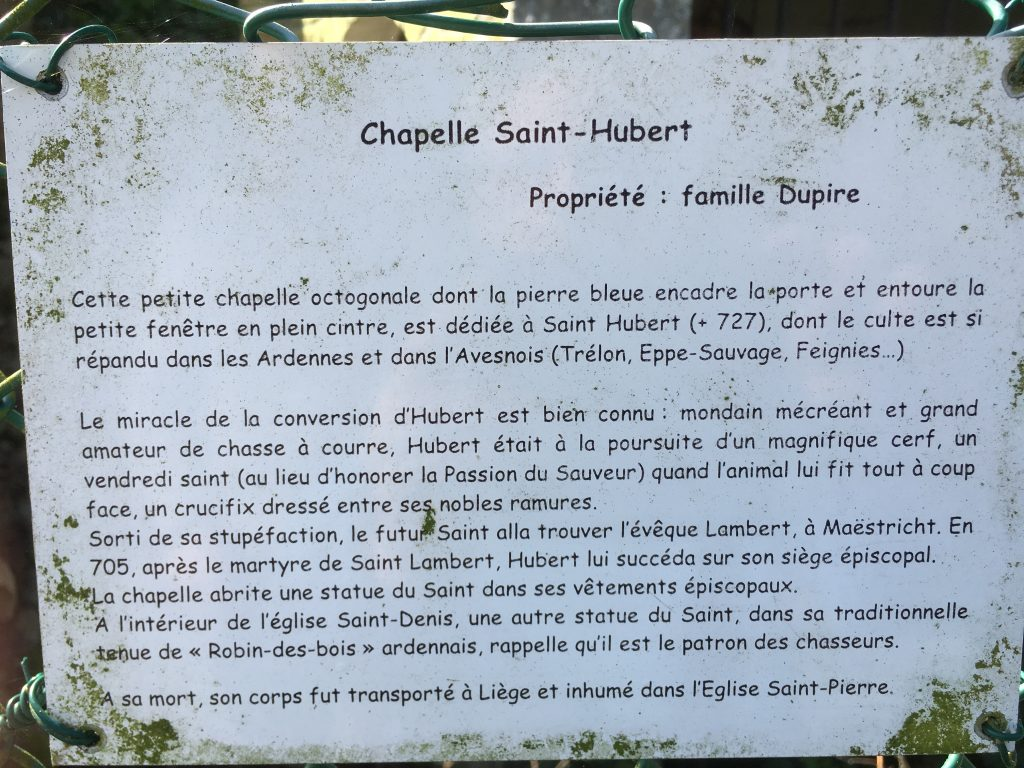 Chapelle St Hubert (3)