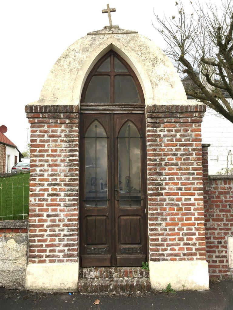 Chapelle de la Vierge Marie, Rue de Valenciennes.