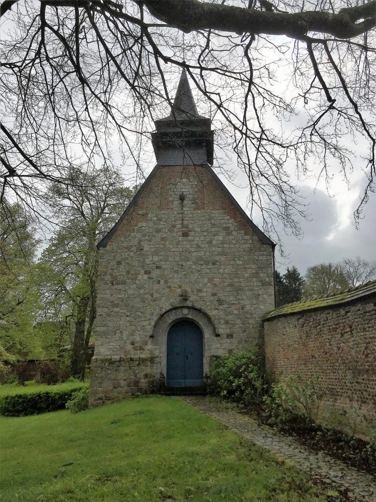 Chapelle du Château Vue de face