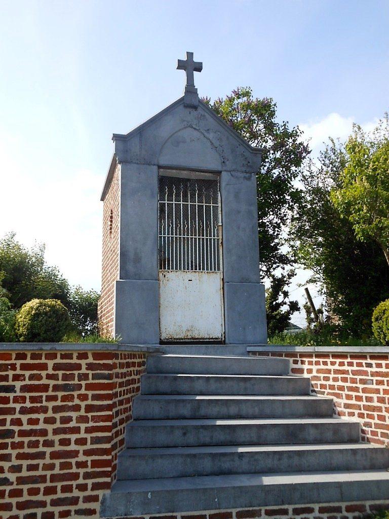 chapelle à la Cense de Gérard Croix ND du Sacré Coeur 1905-1910