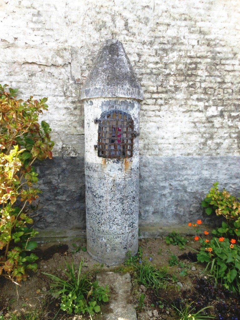 Oratoire N.D de Walcourt (non daté) Rue du Bois / Rue de Mons