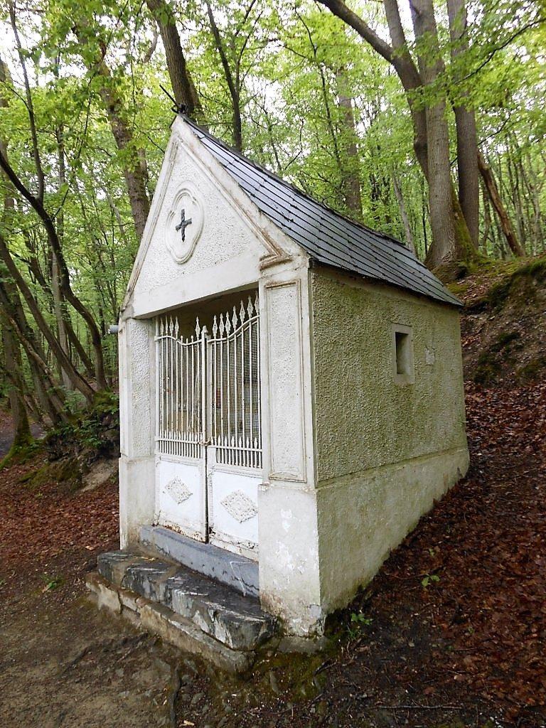 Chapelle N.D des Bois - bois de la Petite Comagne