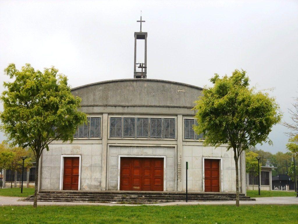 chapelle St Eloi 1958-1960 Av.Général Lecler
