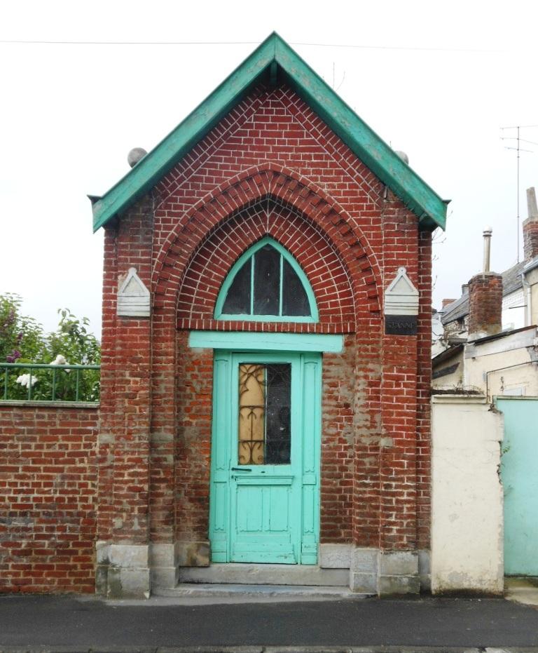 Chapelle ste Anne rue ste Anne