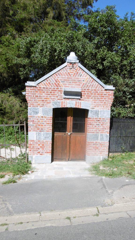 Chapelle N.D de Bon Secours restaurée en 2018