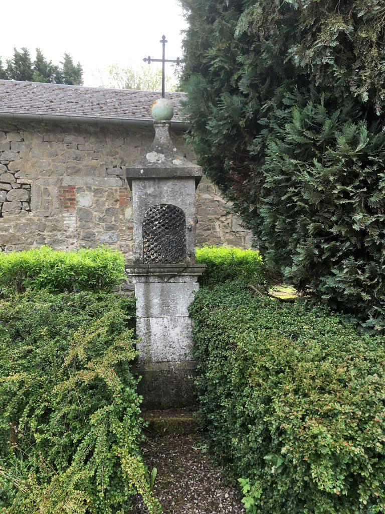 Oratoire St Eloi, St Sylvestre et N.D de Bon Secours (1817) Rue de la Cavée.