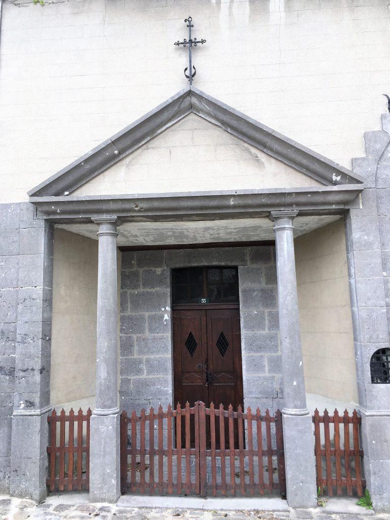 Chapelle sur la D 962