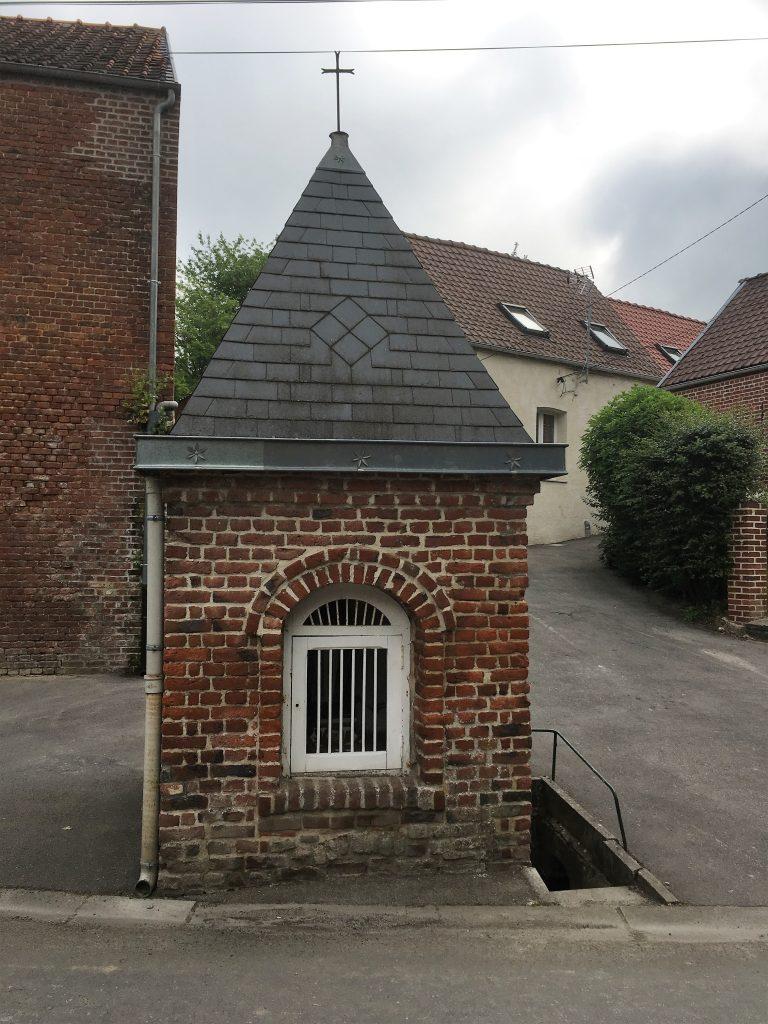 Chapelle Rue de la Fontaine