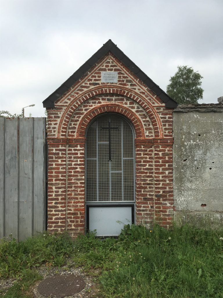 Chapelle St Georges (1928) Ruelle du Château