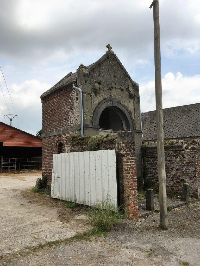 Chapelle désaffectée