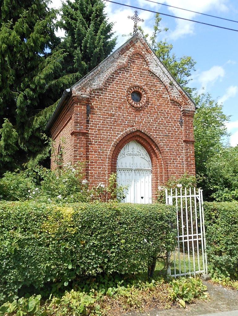 Chapelle Rue du Pissotiau