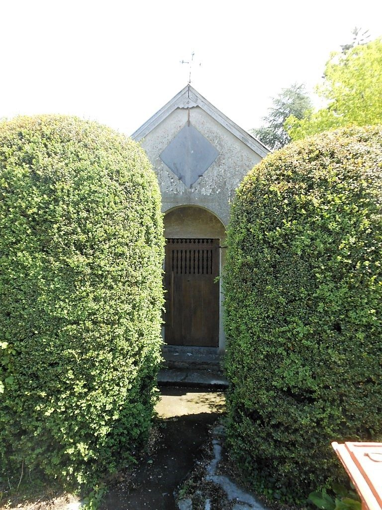 Chapelle de 1839 Route d'Avesnes , Le Quesne au Leu