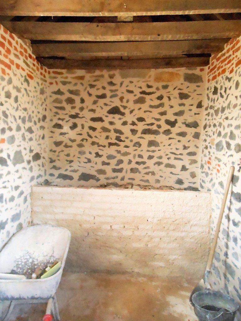 Intérieur de la chapelle Decroue