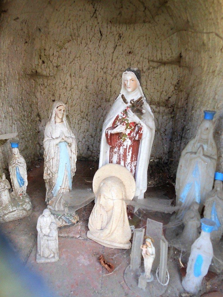 Intérieur de la chapelle Ste Nicaise
