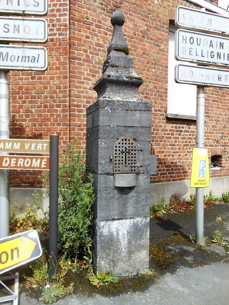 Oratoire Rue de la Gare / Rue des Remparts