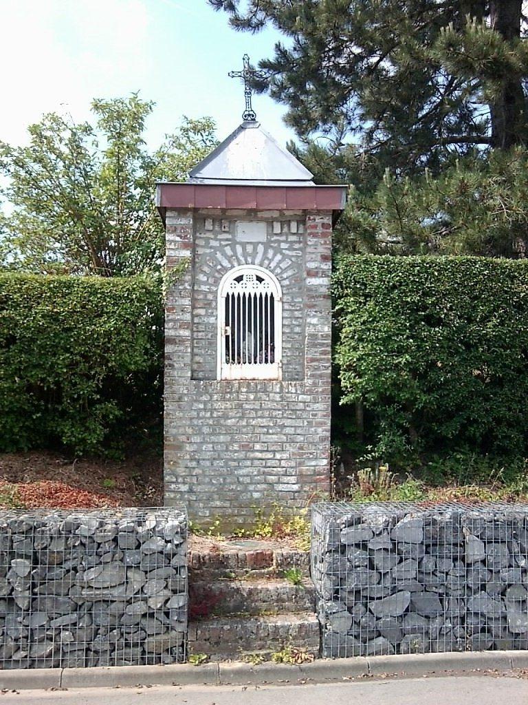 Oratoire Ste Anne. Rue du cimetière