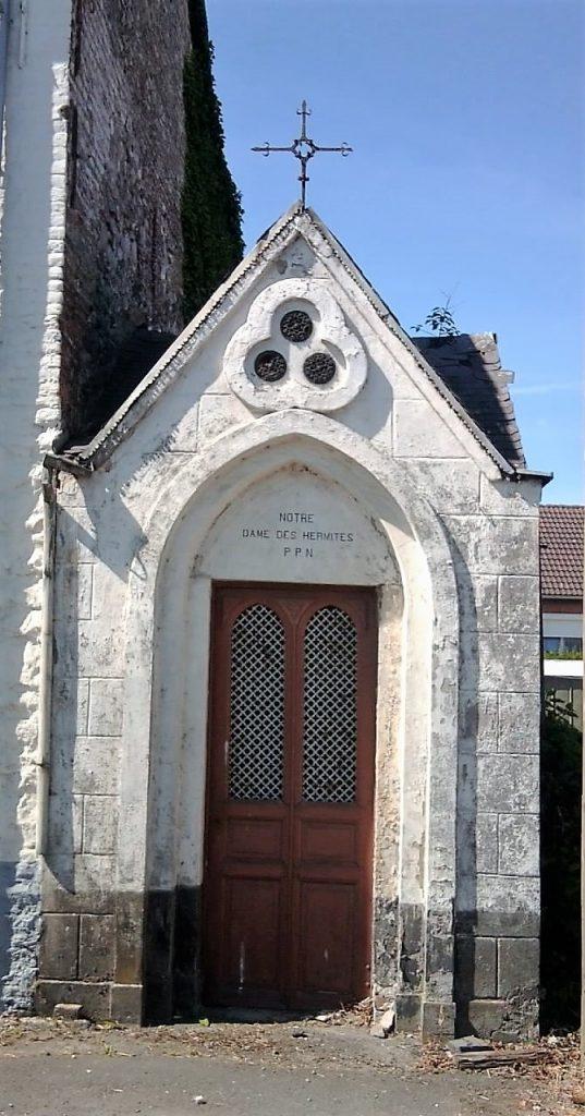 Chapelle N.D des Hermites Rue Maxime Quévy