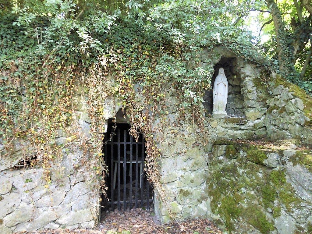 Grotte de La Vierge Chemin Lucq