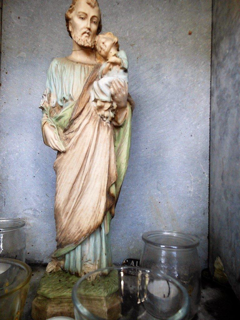 Niche de l'oratoire St Joseph