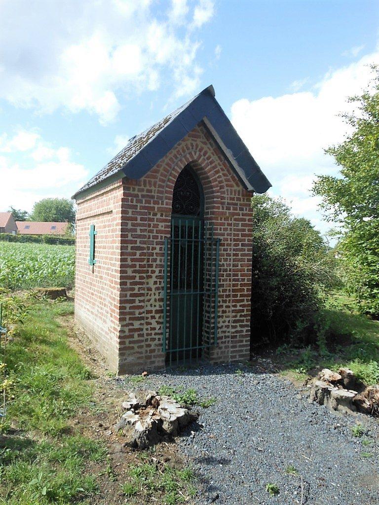 Chapelle chemin La Ruinse Hameau