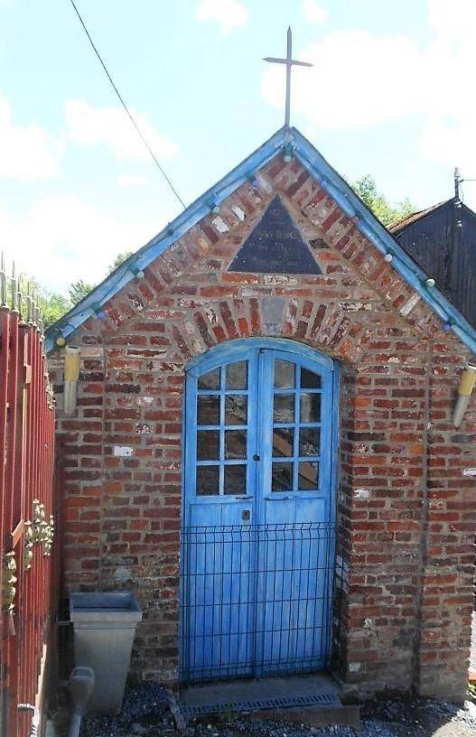 chapelle ND des Affligés 1887 - 888 rue du Centre