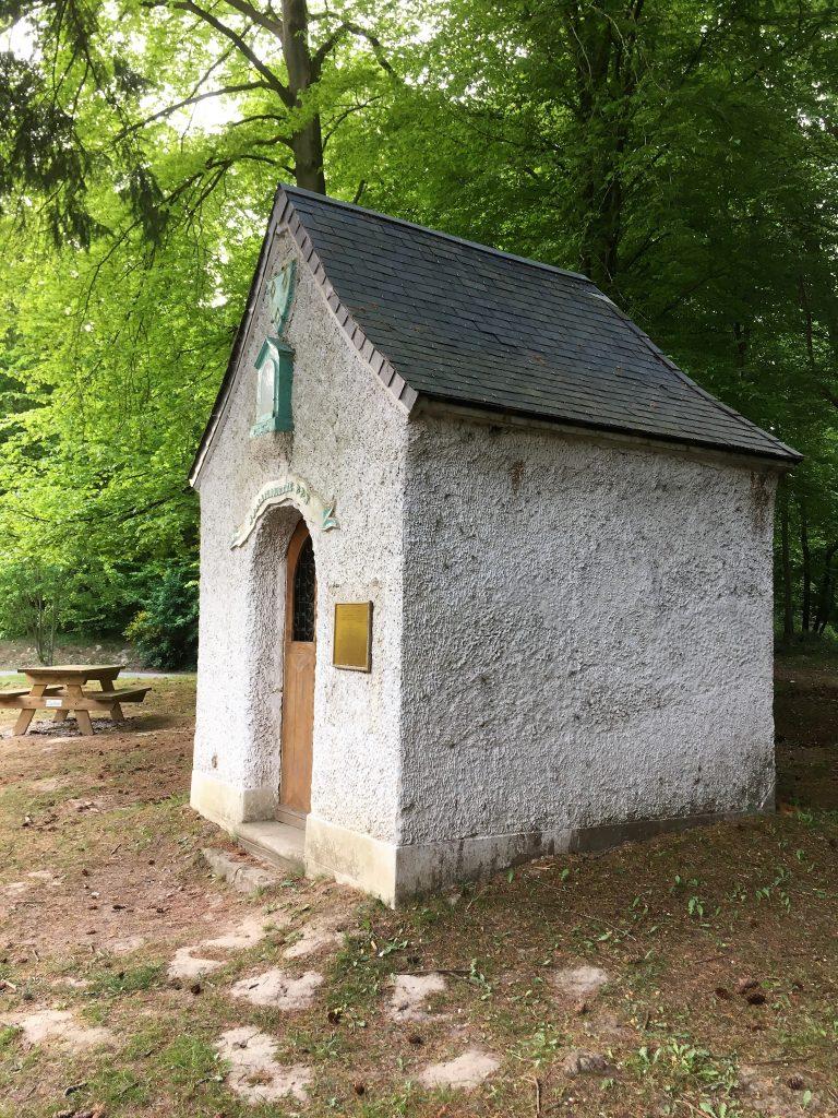 Chapelle N.D de la Flaquette ( XVIII è Siècle)